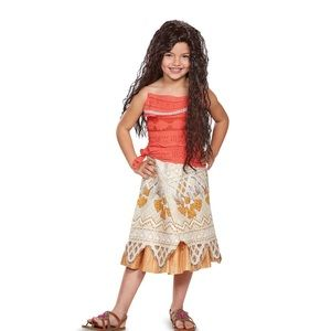 Disney Moana Child Costume